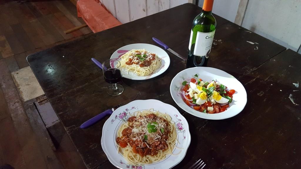Janta pronta!!!!