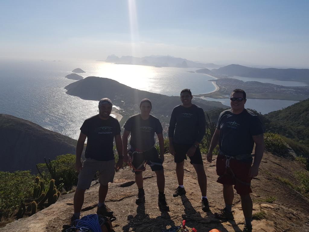 Natan, Xandão, Alisson e Juliano. Vida longa NNM!!!!