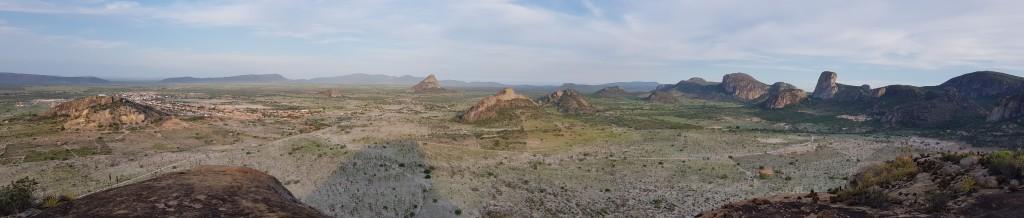Itatim e suas montanhas