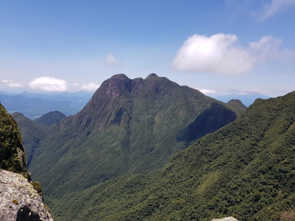 Pico Paraná visto do Taipa.